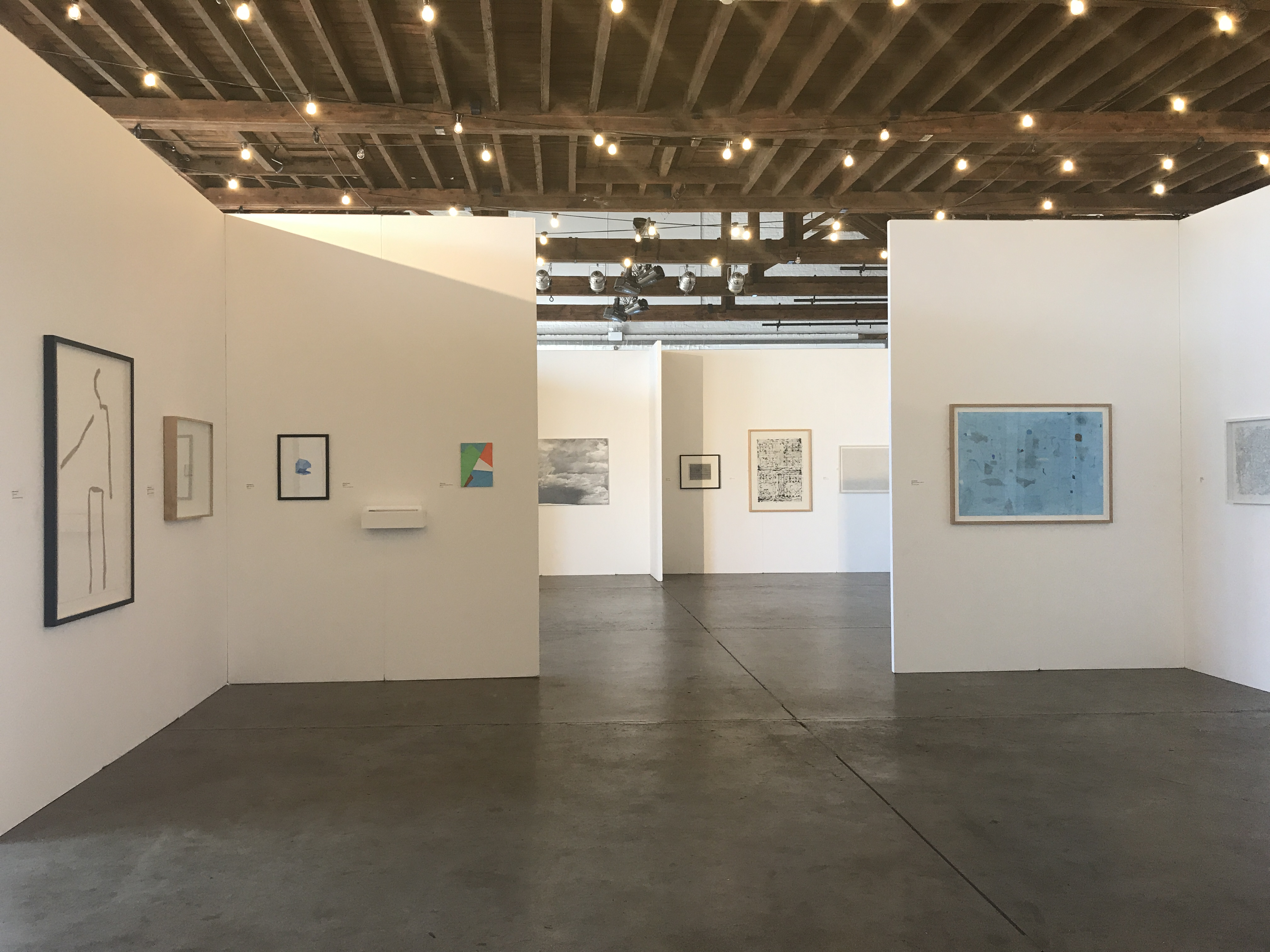 Trinity Buoy Wharf Drawing Prize 2018 at Trinity Buoy Wharf